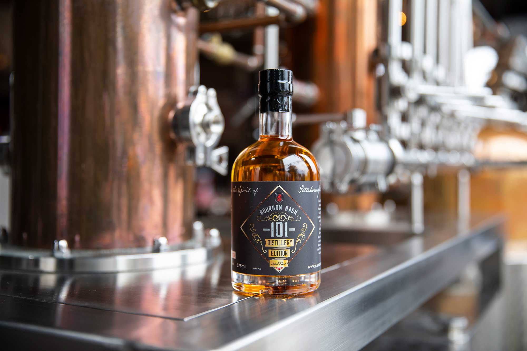 Black's Distillery Bourbon