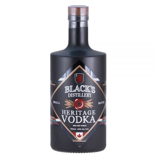 Black's Heritage Vodka